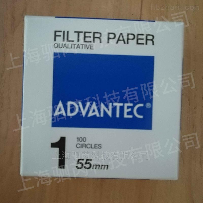 日本东洋ADVANTEC1号定性滤纸