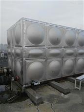 方形不锈钢消防用水箱定做1m3-1800m3