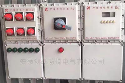 11.5kw电机防爆照明配电箱BXM51*