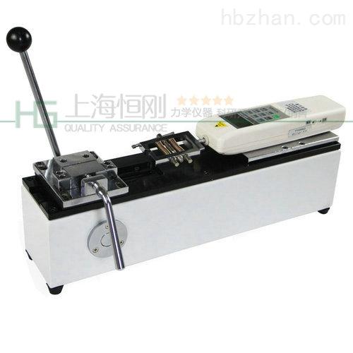 卧式端子拉力检测仪大量程1000N拉力测试仪