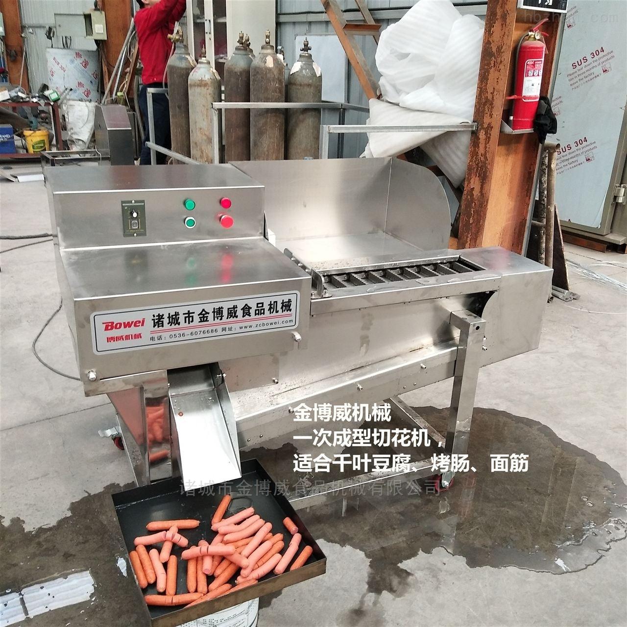 全自动烤肠拉花设备厂家报价