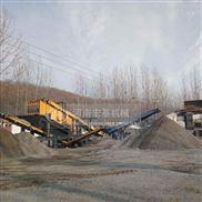 建筑废料加工移动机,建筑垃圾处理设备价格