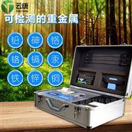 YT-ZJA土壤重金属测定仪报价