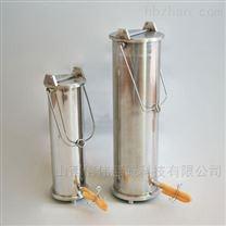 不鏽鋼定深水質采樣器