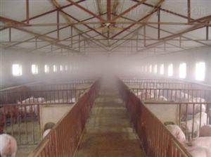 养猪场降温消毒除臭设备