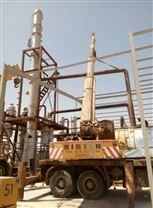 废机油蒸馏设备塑料炼油设备亚克力裂解设备