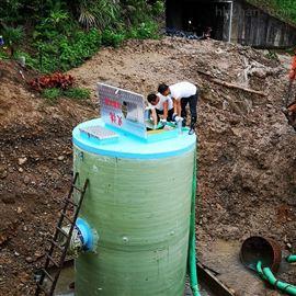 一体化雨水提升必定赢国际