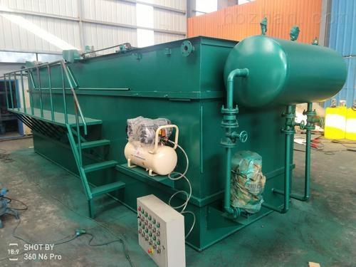 兴安盟 再生塑料清洗污水处理设备 诸城广盛源
