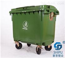 沙坪坝区环卫垃圾桶660升厂家