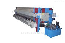污水处理厂专用板框压滤机