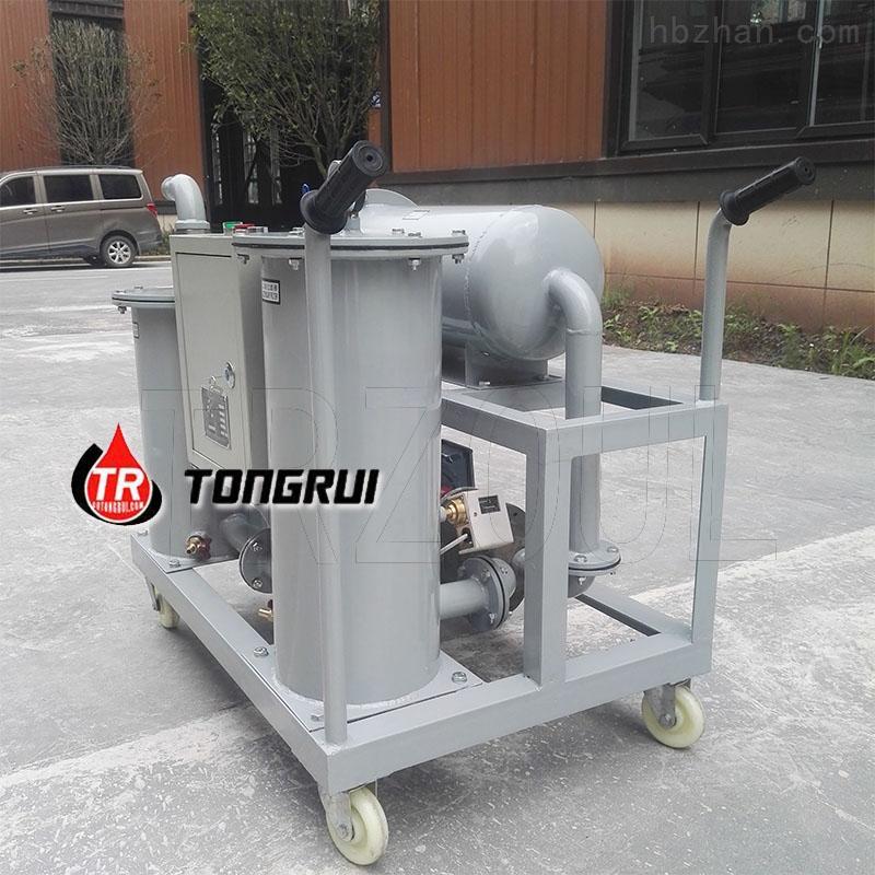 YL-B-80水泥厂机械润滑油三级过滤加油机