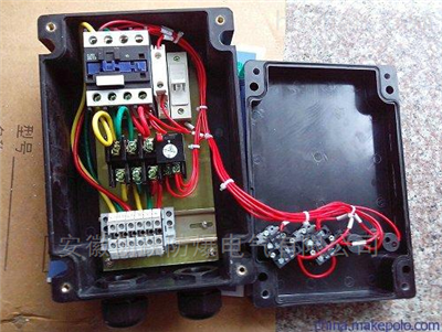 BQD8050系列防爆防腐磁力啟動器(IIC)