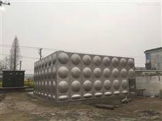 8×6×3=144m3144吨地下室用消防不锈钢水箱304材质