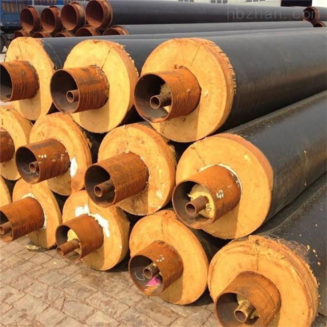 高温直埋式蒸汽保温管出厂价