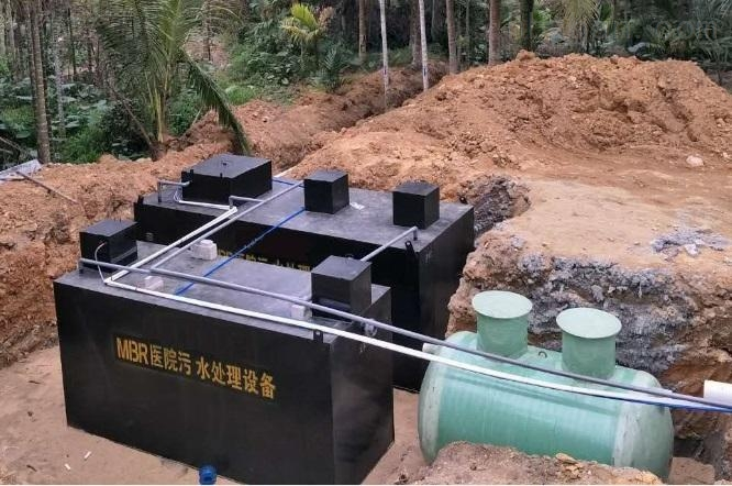安徽医疗废水处理设备说明