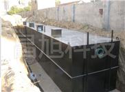 湖南学校废水地埋式污水处理设备