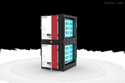 山西低空复合型油烟净化器(36000风量)