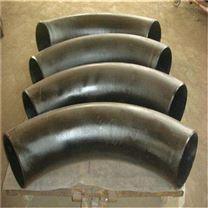 青海406*12 Q235B碳钢热压弯头厂家专业定做