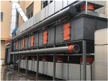 非标定制榆林纺纱厂废气处理