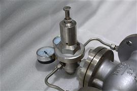 YK42F气体减压阀