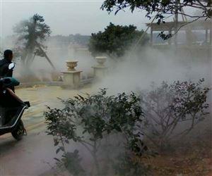 园林景观景区造雾设备