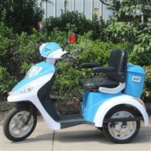LB-BJ-C703电动快速保洁车老年车 实惠快捷