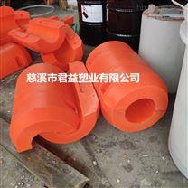 供应耐磨PE塑料排泥管浮筒 直径500*800