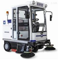西安新能源純電動掃地車 明諾駕駛式掃地機