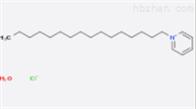 6004-24-6氯代十六烷基吡啶,一水合物