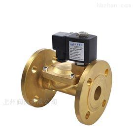 SZV07黄铜法兰电磁阀