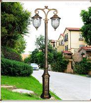 北京庭院灯厂家直销-3到5米LED欧式-可制定