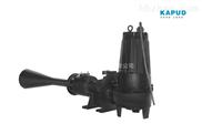 液下增氧射流曝气机QSB4.0