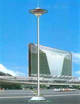 高杆灯-15到30米升降-北京大昌路灯