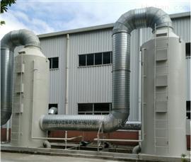 LYT-500无锡废气处理PP喷淋塔