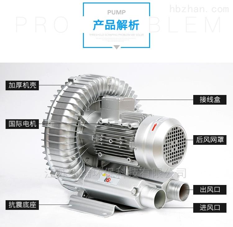 清洗设备高压风机
