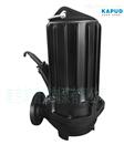 铰刀潜污泵MPE100-2 化粪池用排污泵