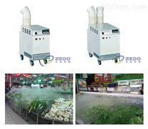 蔬菜保鲜用超声波喷雾加湿机