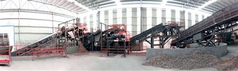 纸厂垃圾处理系统