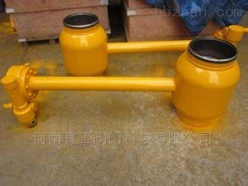 全焊接固定式加长杆球阀