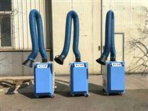 可移动式焊烟净化器的工作原理