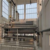 板框压滤机运行流程