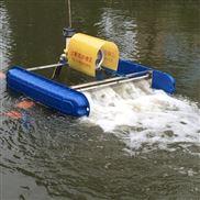 百川牌1.3千瓦推水氣提式微孔增氧機