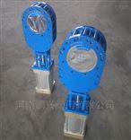 WZ674TC/WZ644TC气动陶瓷双闸阀开孔型