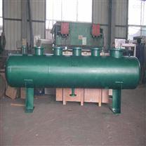 节能地暖不锈钢分集水器