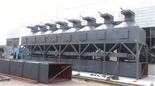 定制印刷厂废气处理设备 环评催化燃烧装置