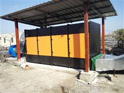 JK-FQ喷漆废气处理设备(废气净化治理)