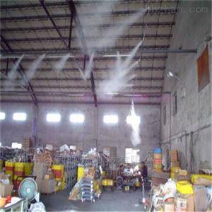 提升经济产值/节省人力物力/喷雾加湿工程
