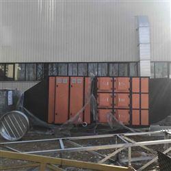 工业油烟油雾净化系统