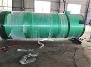 KWHB-1500玻璃钢中水泵站厂家