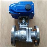 Q941F46-16P电动不锈钢衬氟球阀